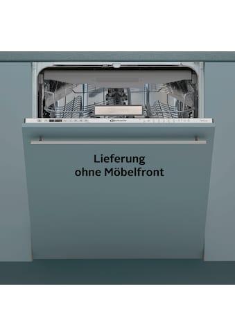 BAUKNECHT vollintegrierbarer Geschirrspüler »OBIO POWERCLEAN 6330«, OBIO POWERCLEAN 6330, 14 Maßgedecke kaufen