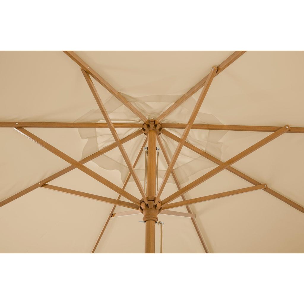 Schneider Schirme Sonnenschirm »Malaga«, ohne Schirmständer