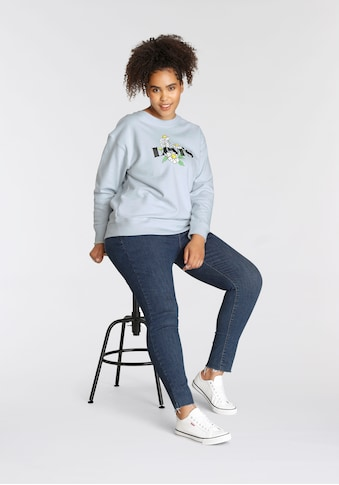 Levi's® Plus Skinny-fit-Jeans »720 High Rise Super Skinny«, High Waist kaufen