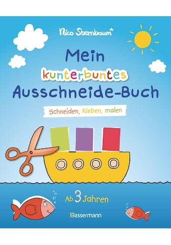 Buch »Mein kunterbuntes Ausschneide-Buch / Nico Sternbaum« kaufen