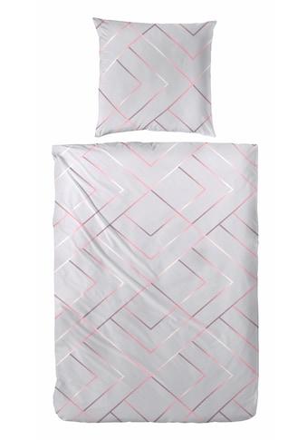 Primera Bettwäsche »Zora«, mit glänzenden Streifen kaufen