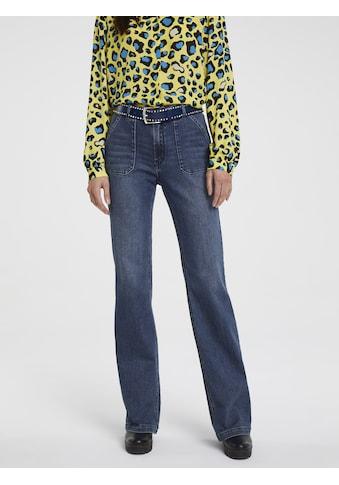 Jeans Belena mit leichtem Bootcut kaufen