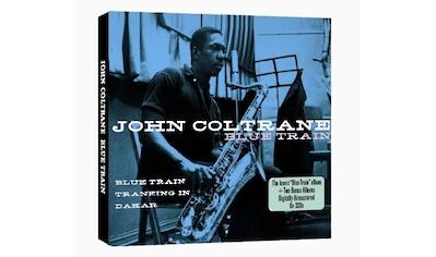 Musik-CD »Blue Train / Coltrane,John« kaufen