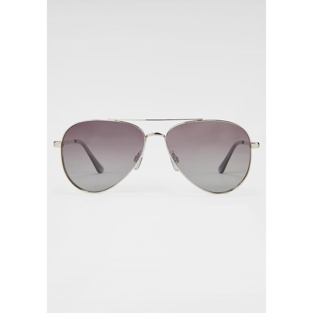 HIS Eyewear Sonnenbrille, Pilot-Form