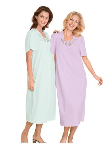 Ascafa Nachthemd »Kurzarm-Nachthemden« kaufen