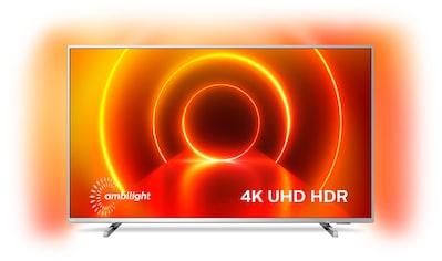 "Philips LED-Fernseher »50PUS8105/12«, 126 cm/50 "", 4K Ultra HD, Smart-TV, 3-seitiges Ambilght kaufen"