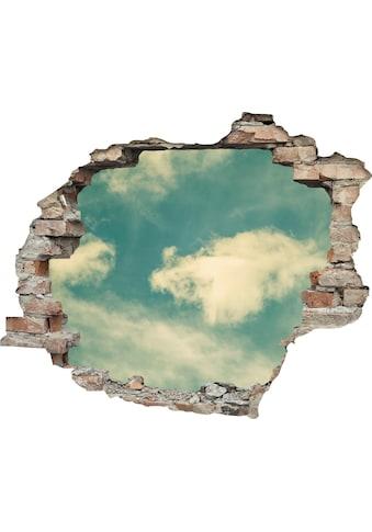 queence Wandtattoo »Wolken« kaufen