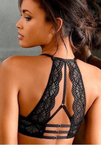 LASCANA Push-up-BH »Sienna«, mit dekorativem Rücken kaufen