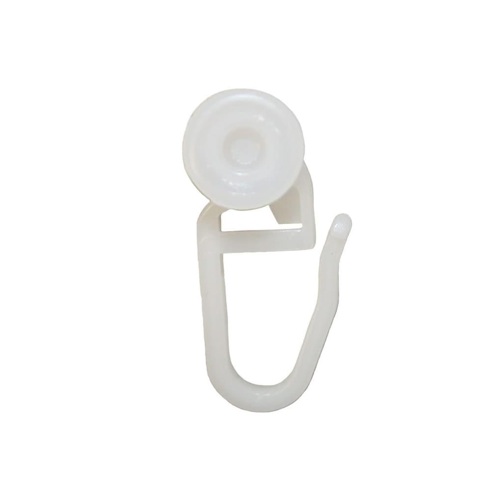 GARESA Gardinenröllchen, Ø 8 mm, für Gardinenleisten