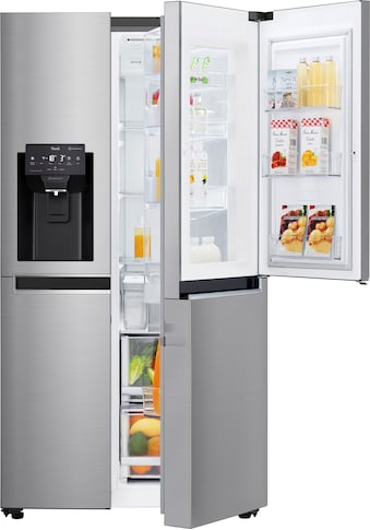 LG Side-by-Side »GSJ761«, Door-in-Door kaufen