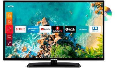 """Telefunken LED-Fernseher »D32H550M4CWD«, 80 cm/32 """", HD-ready, Smart-TV, integrierter DVD-Player kaufen"""