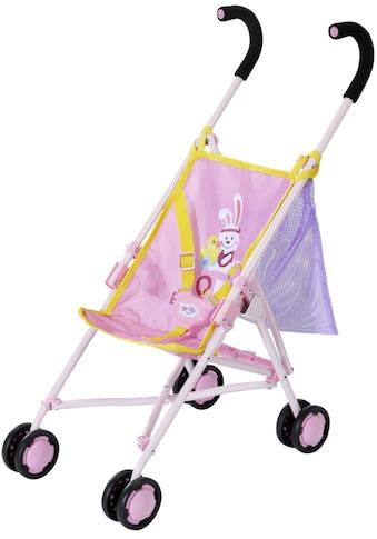 Baby Born Puppenbuggy »Stroller«, mit Netztasche kaufen