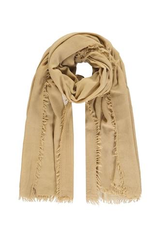 PASSIGATTI Schal, aus Wolle- Seidemischung kaufen