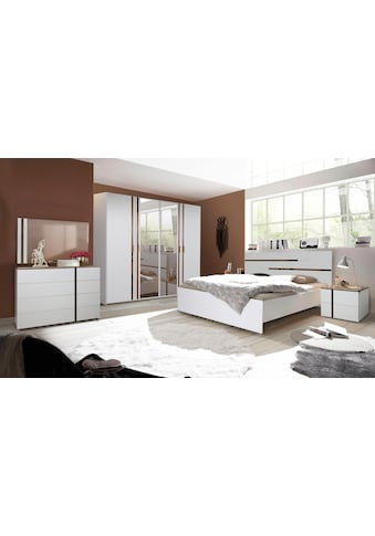 my home Spiegel »Alia«, mit Eiche massiv Deko, Breite 103 cm kaufen