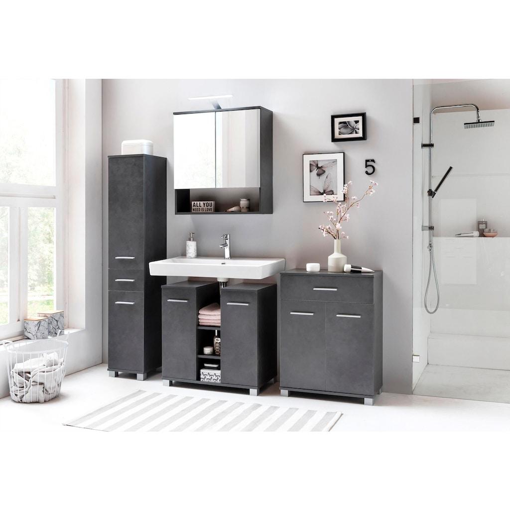Wilmes Waschbeckenunterschrank »Kao«, Badmöbel aus Holzwerkstoff