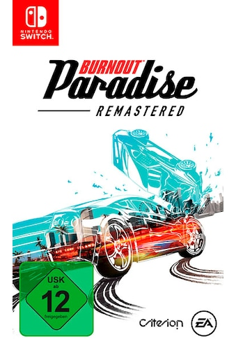 Electronic Arts Spiel »Burnout Paradise Remastered«, Nintendo Switch kaufen