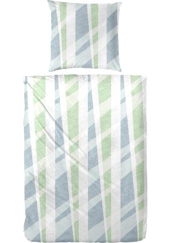Bettwäsche »Mats«, mit Muster kaufen