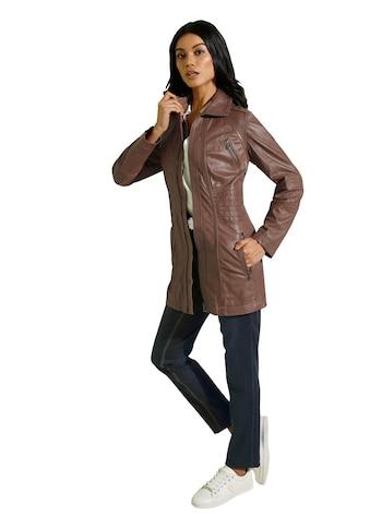 Creation L Leder - Jacke aus weichem Lammnappa kaufen