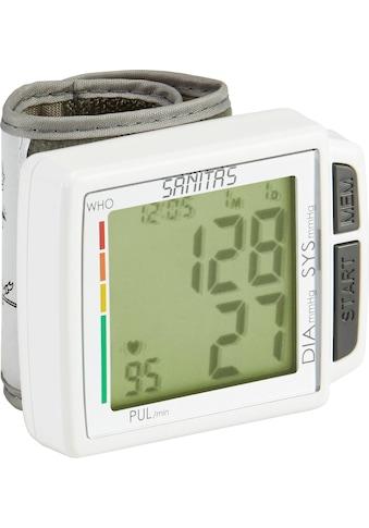 Sanitas Blutdruckmessgerät SBC 41 kaufen