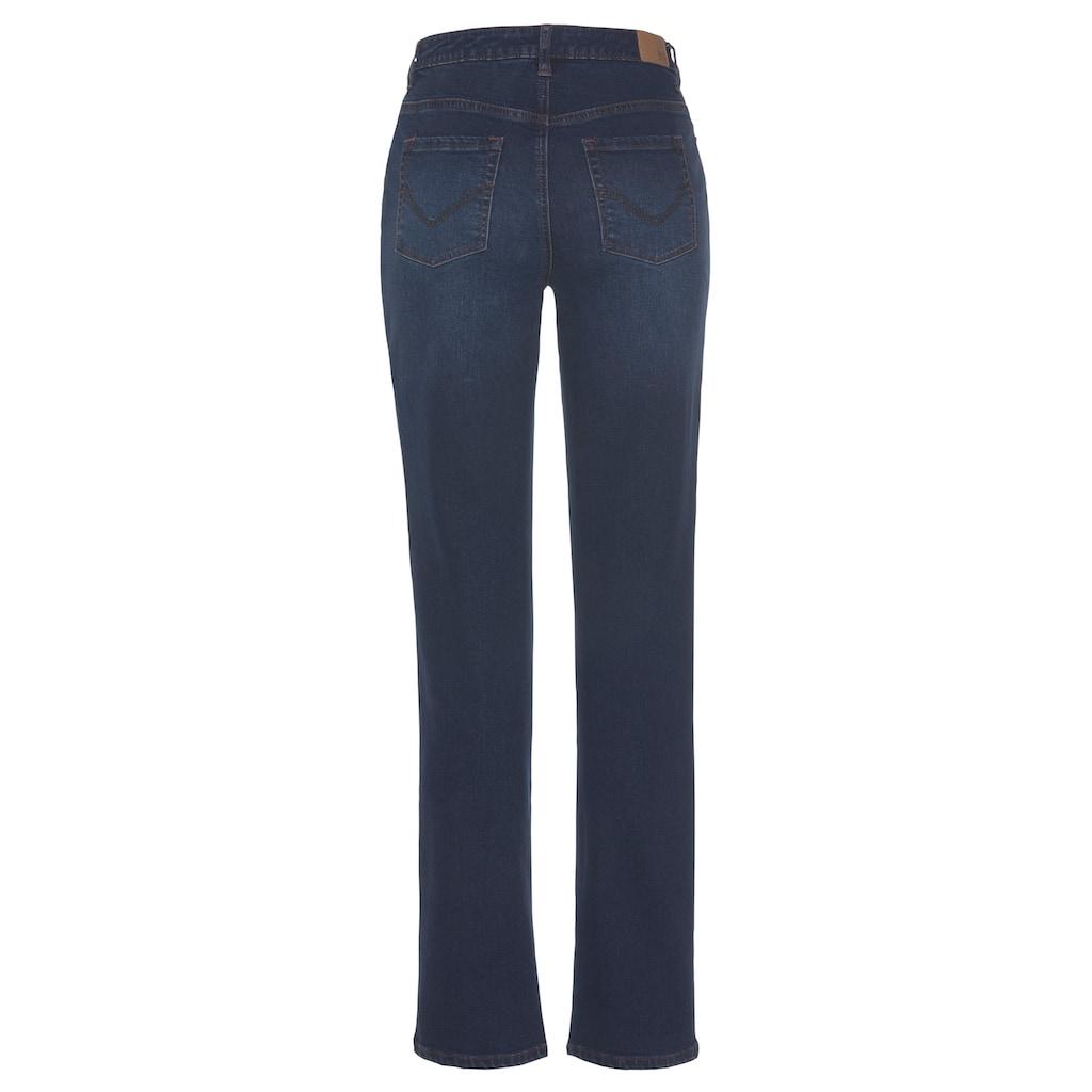 H.I.S Comfort-fit-Jeans »COLETTA NEW HIGH RISE«, Nachhaltige, wassersparende Produktion durch OZON WASH - NEUE KOLLEKTION