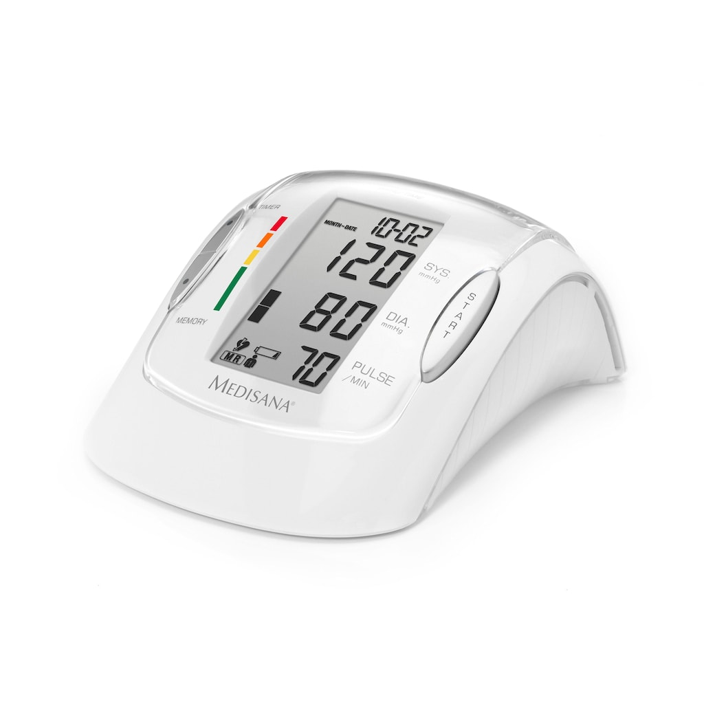 Medisana Oberarm-Blutdruckmessgerät »MTP Pro«, Je 99 Speicherplätze für 2 Benutzer