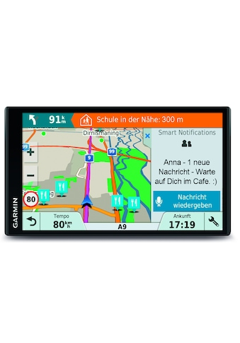 Garmin Navigationsgerät »DRIVE Smart 61 LMT-S EU«, (Europa (46 Länder), Navigationsgerät kaufen
