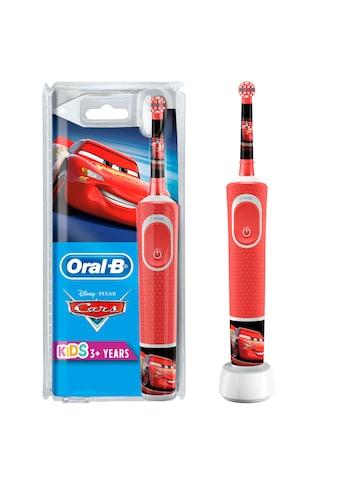 Oral B Elektrische Kinderzahnbürste Cars, Aufsteckbürsten: 1 Stk. kaufen