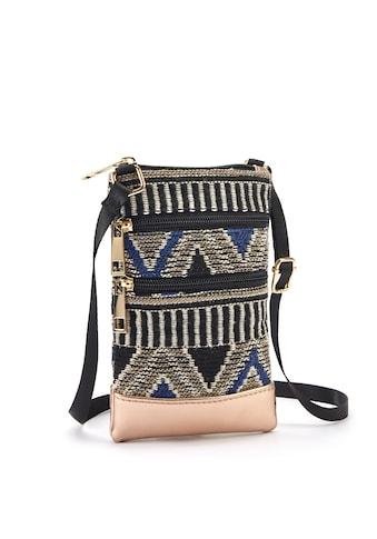 LASCANA Umhängetasche, Minibag, Handytasche zum Umhängen im modischen Ethno Look kaufen