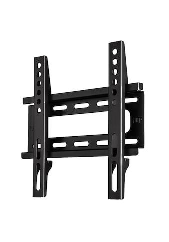 Hama TV-Wandhalterung FIX, 3 Sterne, 117 cm (46), Schwarz kaufen