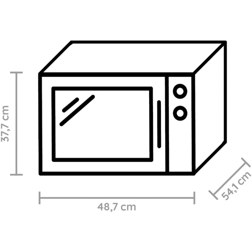 BAUKNECHT Mikrowelle »MW 179 IN«, Grill und Heißluft, 1200 W