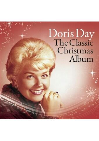 Musik-CD »Doris Day-The Classic Christmas Album / Day,Doris« kaufen
