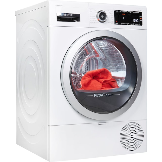BOSCH Wärmepumpentrockner WTX87M00, 8 kg