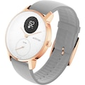 Withings Smartwatch »STEEL HR (36 mm)«