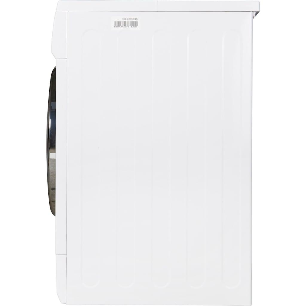 LG Waschmaschine »F1496QD3HT«, F1496QD3HT, unterbaufähig