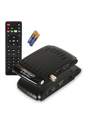 Opticum Red SAT-Receiver »AX 300 Mini v3 Full HD Camping«, EasyFind Ready kaufen