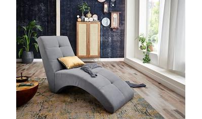 ATLANTIC home collection Relaxsessel »CARIN«, Polsterliege zum Lesen, Fernsehen oder... kaufen