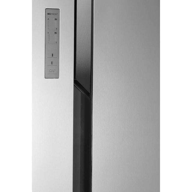 Hisense Side-by-Side, 178,6 cm hoch, 91 cm breit