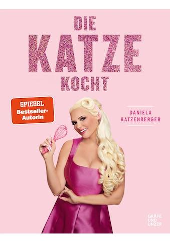 Buch »Die Katze kocht! / Daniela Katzenberger« kaufen