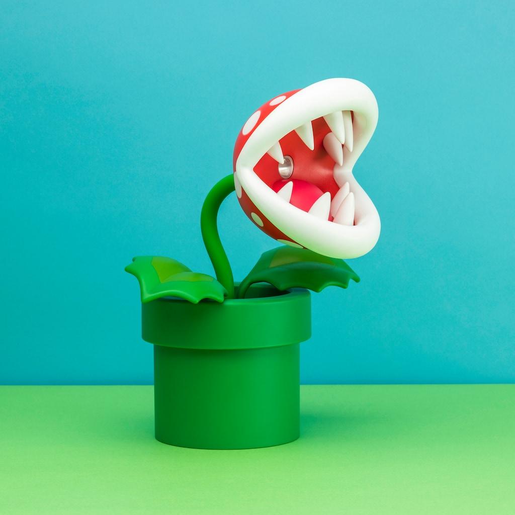 Paladone Dekolicht »Super Mario Lampe Piranha Plant«