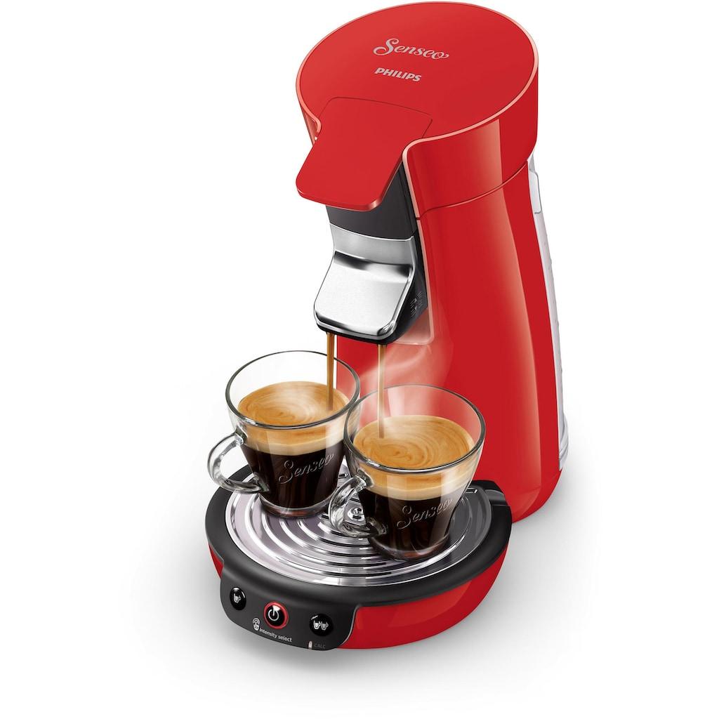 Senseo Kaffeepadmaschine SENSEO® Viva Café HD6563/80