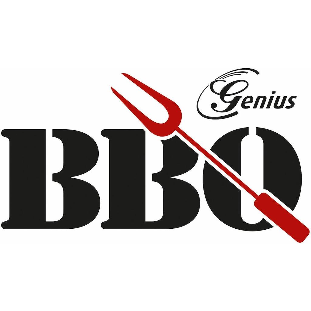 Genius Grillplatte »BBQ«, Gusseisen, (1 St.)