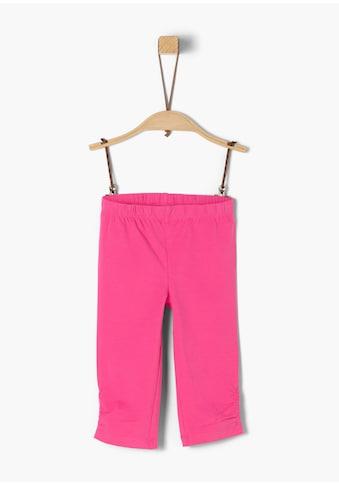 s.Oliver Jersey - Leggings_für Mädchen kaufen