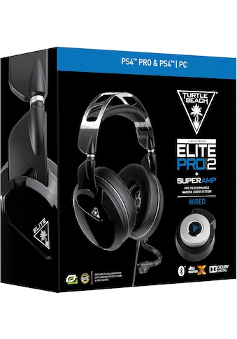 Turtle Beach Gaming-Headset »PS4 Elite Pro 2«, Bluetooth, Super Amp PS kaufen