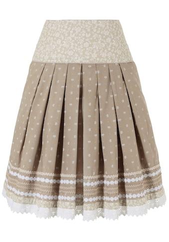 Marjo Trachtenrock Damen in schwingender Weite kaufen
