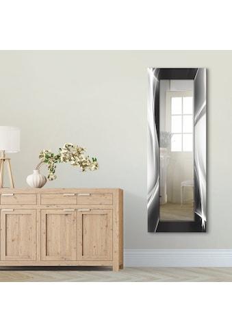 Artland Wandspiegel »Kreatives Element«, gerahmter Ganzkörperspiegel mit Motivrahmen,... kaufen