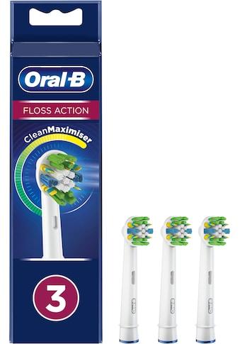 Oral B Aufsteckbürsten »Tiefenreinigung mit CleanMaximiser-Borsten«,... kaufen