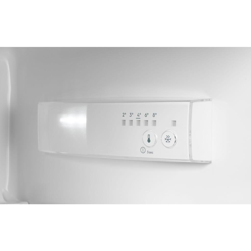 AEG Einbaukühlgefrierkombination »SDE614F1AS«