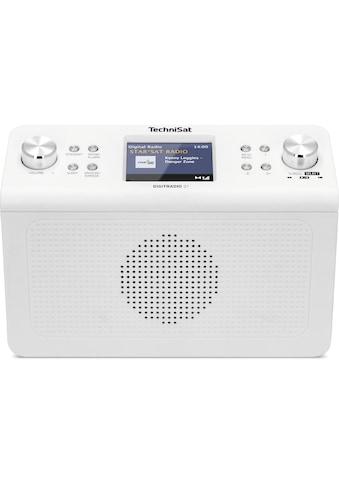 TechniSat UKW-Radio »DIGITRADIO 21«, (A2DP Bluetooth-Bluetooth-AVRCP Bluetooth... kaufen