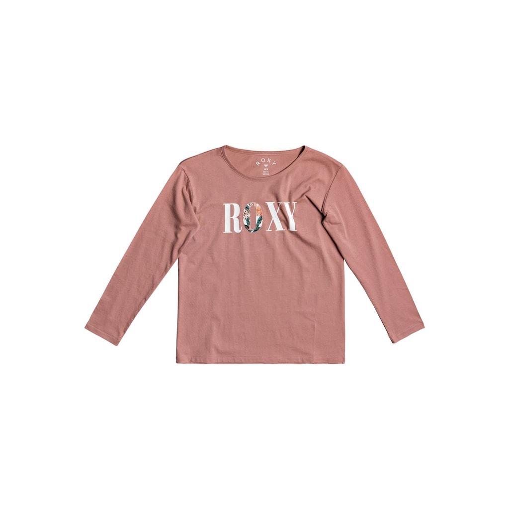 Roxy Langarmshirt »The One B«