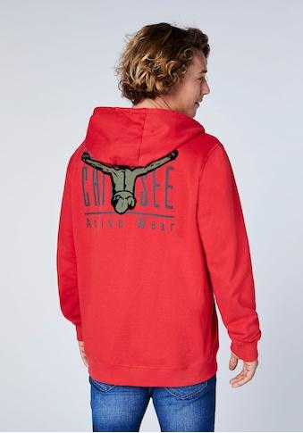 Chiemsee Kapuzensweatjacke »mit CHIEMSEE Rückenprint« kaufen